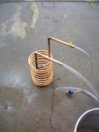 diy wort chillers on a budget