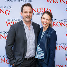 It's a Girl! Sutton Foster and Husband Ted Griffin Share Baby News |  Broadway Buzz | Broadway.com