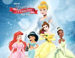 which disney princess are you quiz zimbio
