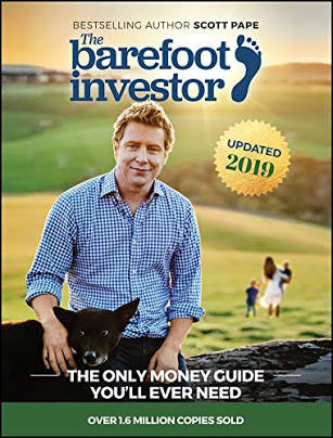 The Barefoot Invester Book Cover