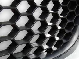 Plastic Mesh For Engineering Using In Road Constructions