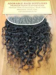 curly human hair manufacturer supplier