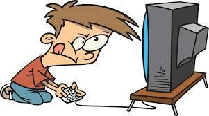 Resultado de imagen de computer game dibujo
