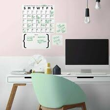 Dry Erase Wall Decal Products For Sale Ebay