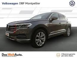 volkswagen touareg leasing deals