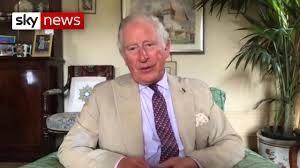 Prince Charles on missing his family and the impact of COVID-19 - YouTube