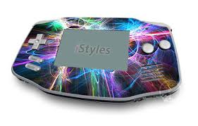 Static Charge Game Boy Advance Skin Istyles