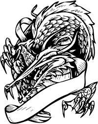 Draken Kleurplaten Animaatjes Nl