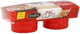 stouffers white cheddar bacon mac