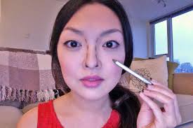 makeup tips and tricks for big noses