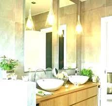 ceiling mount bathroom vanity light