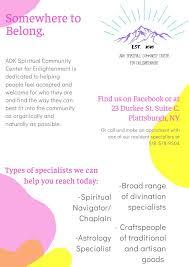 ADK Spiritual Community Center For Enlightenment - Posts   Facebook