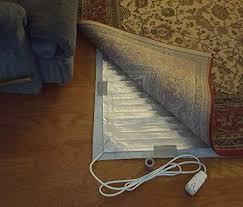sdheat 500 under rug space heater