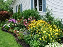 successful flower garden design