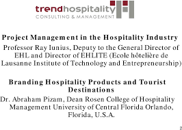 Trend Hospitality Consulting & Management and RIHM - Royal Institute of  Hospitality Management, in cooperation with Ecole hôtelière de Lausanne, is  - PDF Free Download