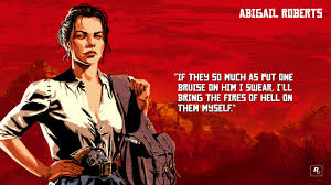 Abigail Roberts (Marston) - Red Dead Redemption 2 Characters - Red ...