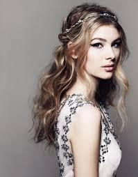 runway inspired bridal hair and makeup