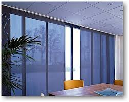panel track sliding window treatments