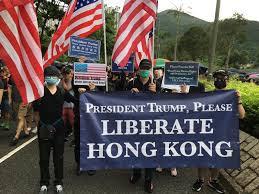 Behind a made-for-TV Hong Kong protest narrative, Washington is ...