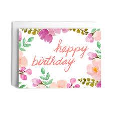 spring fl border birthday