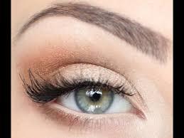 natural look natural eye makeup