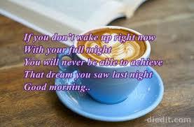 ucapan selamat pagi untuk motivasi diri pacar sahabat