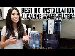 reviewing the best water purifier on