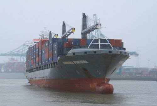 Foreign ship crew abducted off Nigerian coast