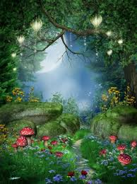 ᐈ Enchanted forest stock photos, Royalty Free enchanted forest ...