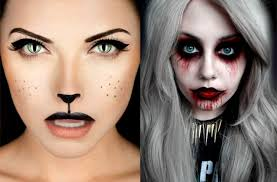 13 y halloween makeup ideas no