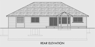 sprawling ranch house plans house