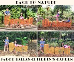 jacob ballas children s garden