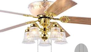 ceiling fan light replacement glass