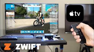 Zwift on Apple TV 4K: The A to Z User Experience  (Unbox/Install/Interface/Devices) - YouTube