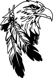 Eagle With Feather Vehicle Window Wall Vinyl Decal Sticker 9 X 6 Vinyl Decal Stickers Vinyl Wall Decals Decals Stickers