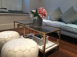 gold and faux marble coffee table ikea