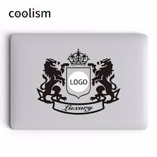 Royal Lion Badge Vinyl Laptop Decal For Apple Macbook Air 13 Sticker Pro Retina 11 12 15 17 Inch Mac Mi Book Case Skin Sticker Laptop Decal Decals For Laptopslaptop Vinyl Decals Aliexpress