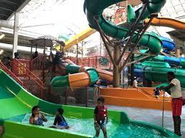 weekend getaway idea kalahari resort