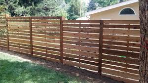 Gallery Of Wood Fences Fence Right