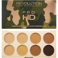 makeup revolution pro hd camouflage