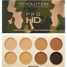 pro hd camouflage conceal palette