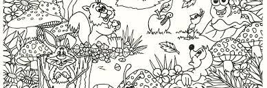 Herfst Kleurplaten Van Suzanne Crea Met Kids
