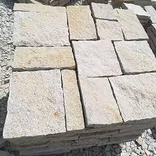 rusty yellow granite crazy stone