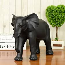 lucky elephant figurine statue