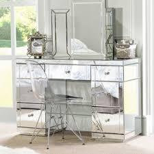 large mirrored furniture dressing