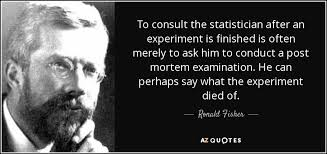 top quotes by ronald fisher a z quotes