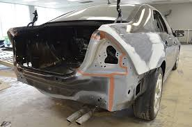 west suburban auto body frame welding