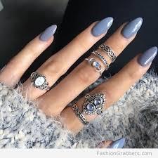 beautifully winter nail colors