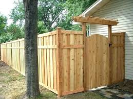 Pin On Craftsman Style Fence