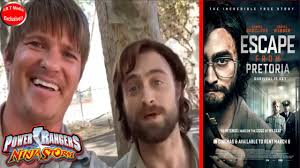 Power Rangers Ninja Storm's Adam Tuominen and Daniel Radcliffe Give a Shout  Out! - YouTube